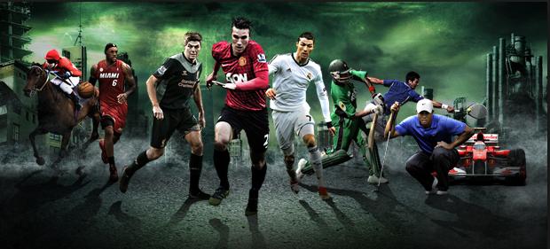 Jugadores deportivos